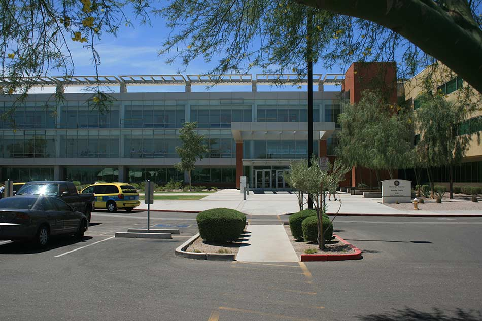 MARICOPA COUNTY JUVENILE COURT TOUR