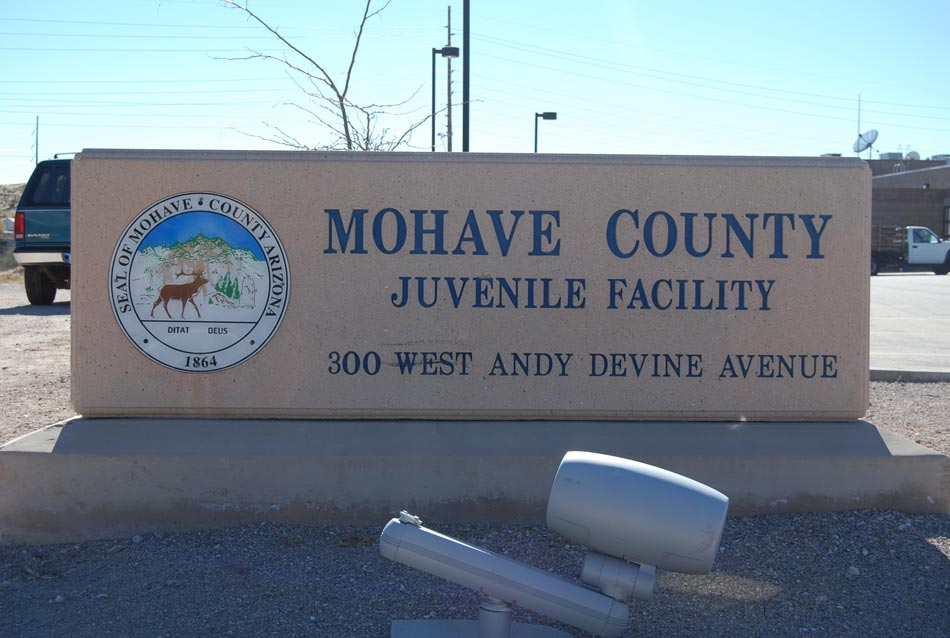 MOHAVE COUNTY JUVENILE DETENTION CENTER