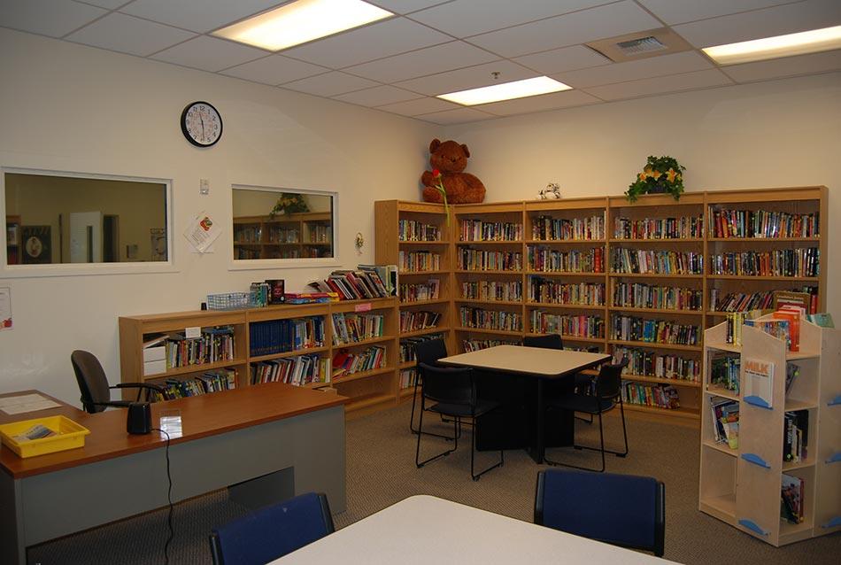 SCHOOL (Library)