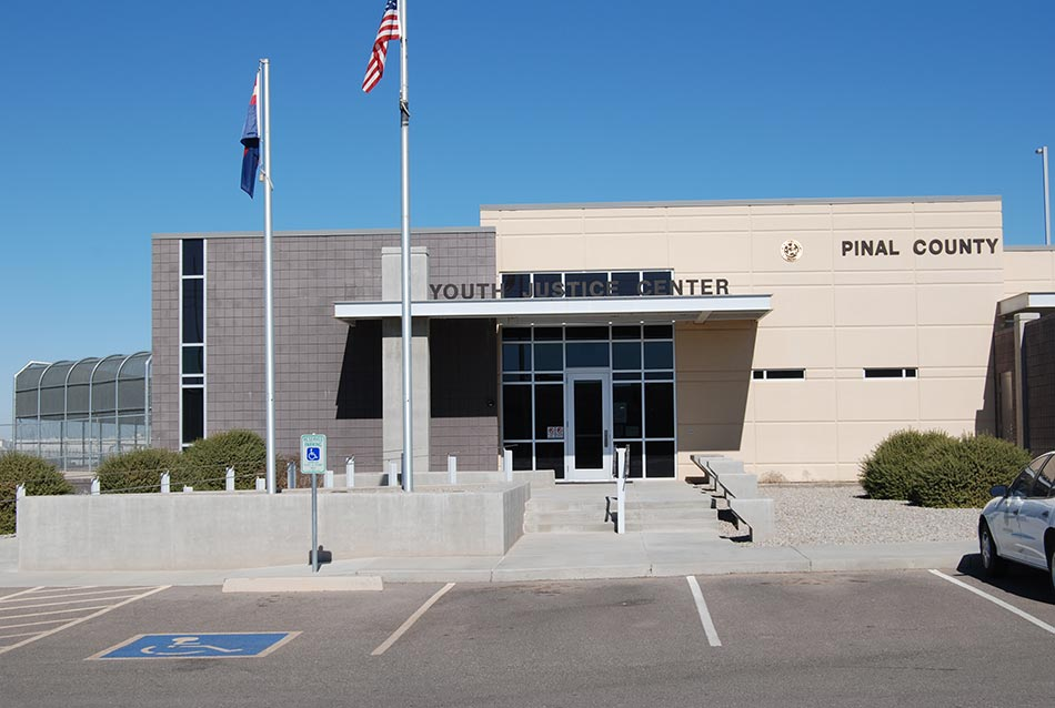 PINAL COUNTY DETENTION FACILITY