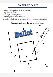 Ways To Vote