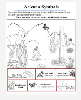Arizona Symbols